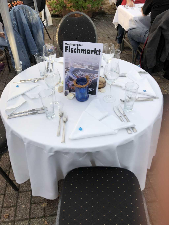 Mediterraner Fischmakrt