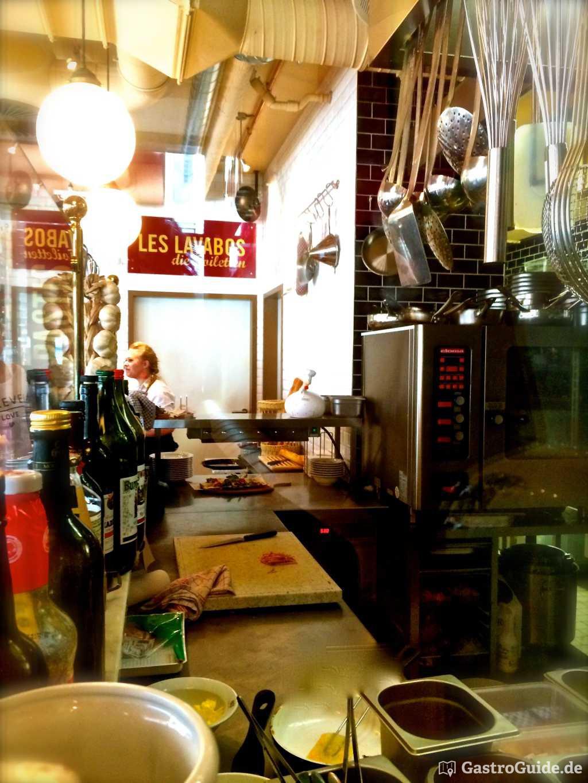 Cafe De Paris Mittagstisch