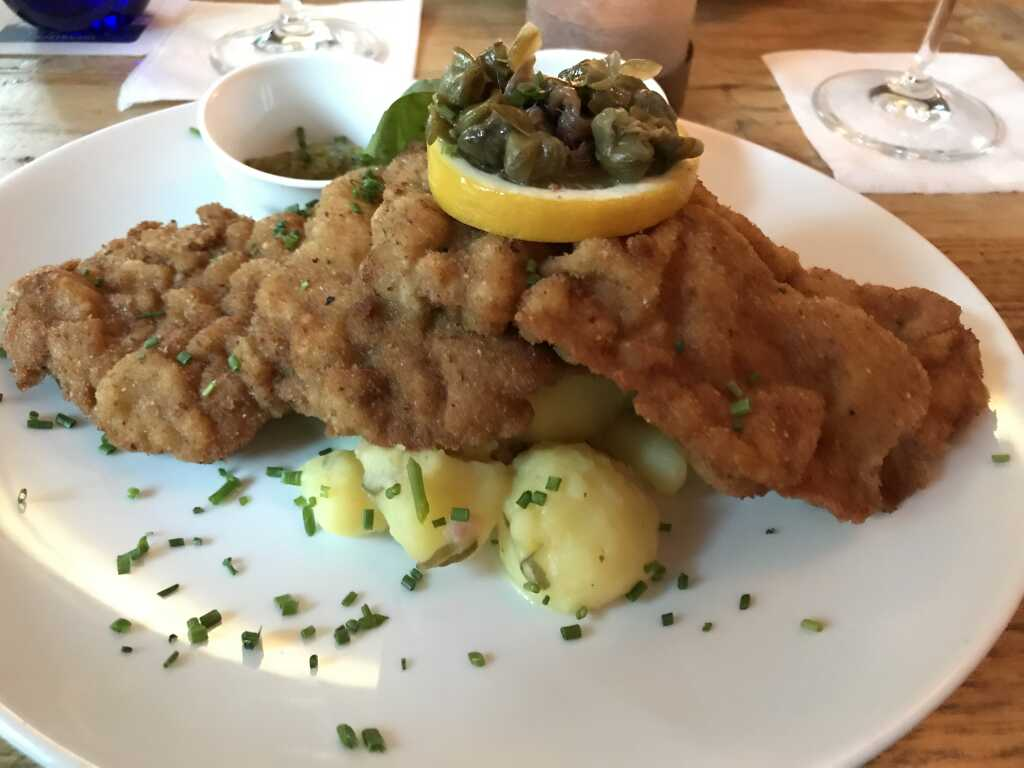 Orig. Wiener Schnitzel