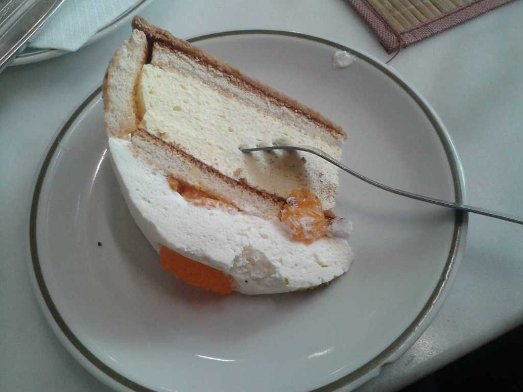 Mandarinen-Joghurt-Torte für 2,60 €