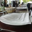 Foto zu Ristorante Del Gusto: Gedeckter Tisch