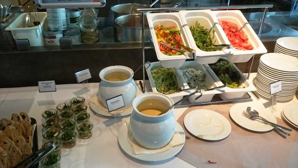 Mittagsbuffet