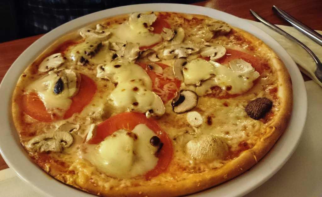 Pizza alla Mama