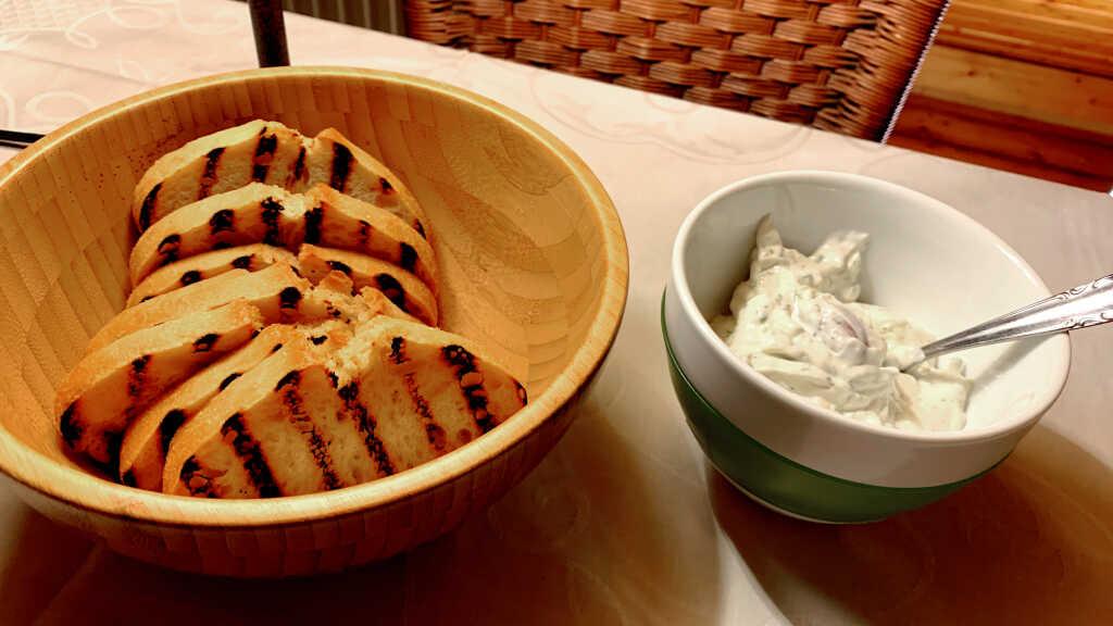 Brot & Tzatziki