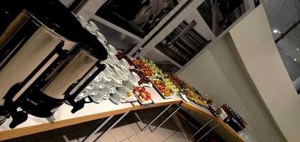 Fotoalbum: Fingerfoodbuffet für aktive Stuttgarter