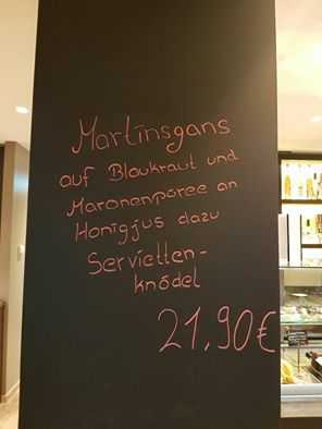 Bild zur Nachricht von Staigers Essbar · Restaurant