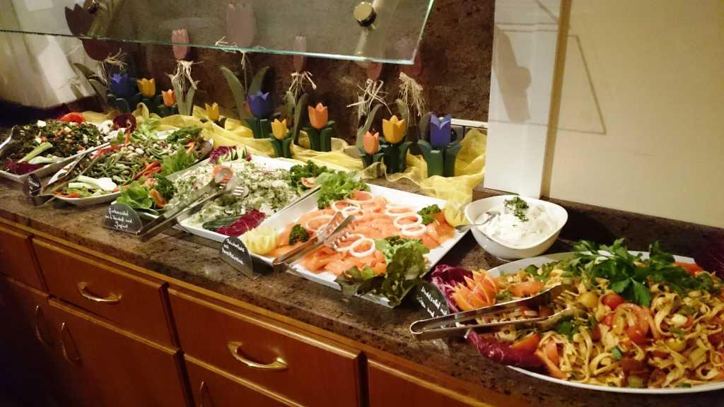 Freitags-Vorspeisenbuffet