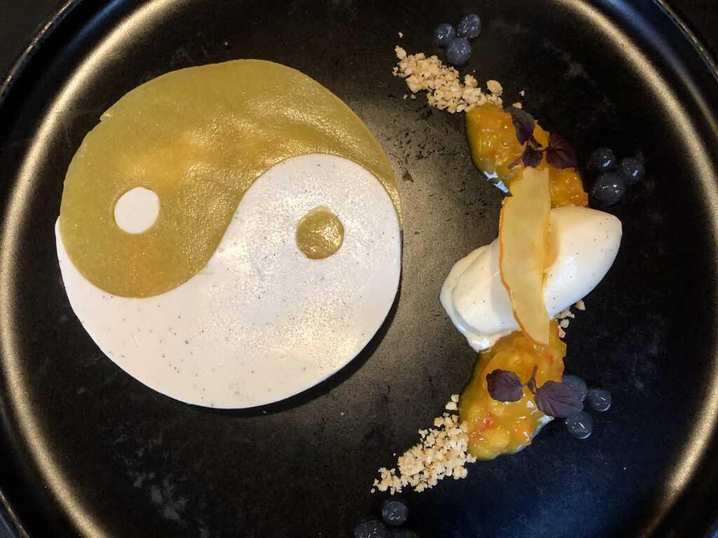 Ying & Yang - Kaki – Sesam