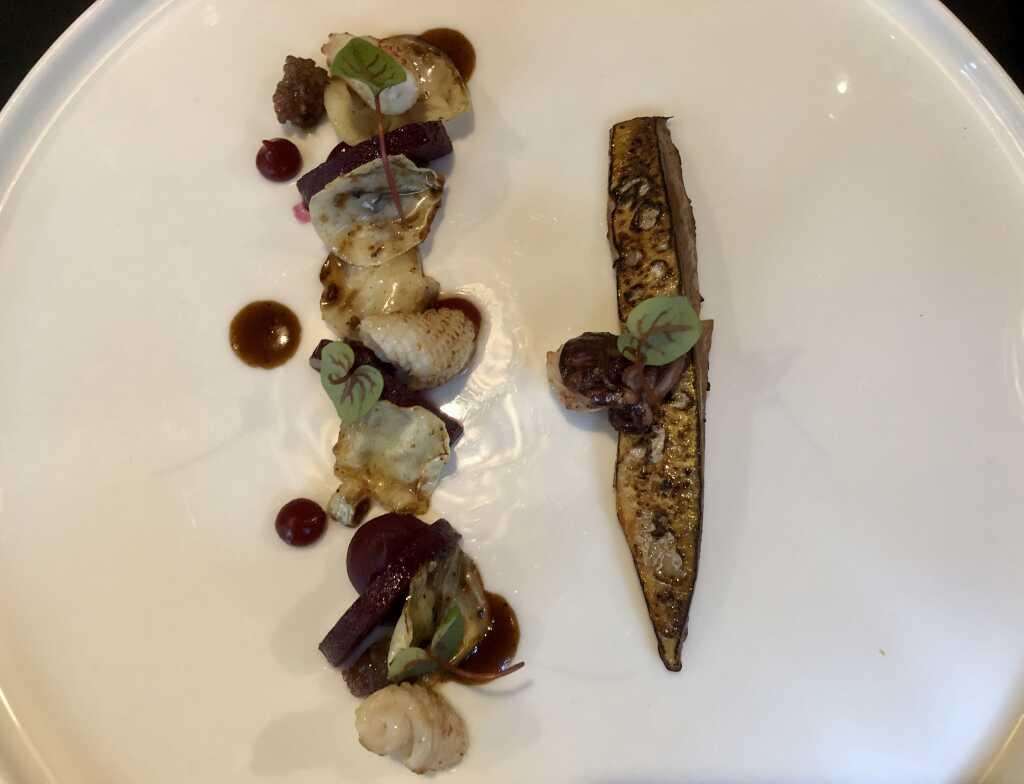 Makrele - Calamaretti – Bulgogi