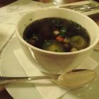 Foto zu Pfälzer GenussFraktion: Klare Gemüsesuppe
