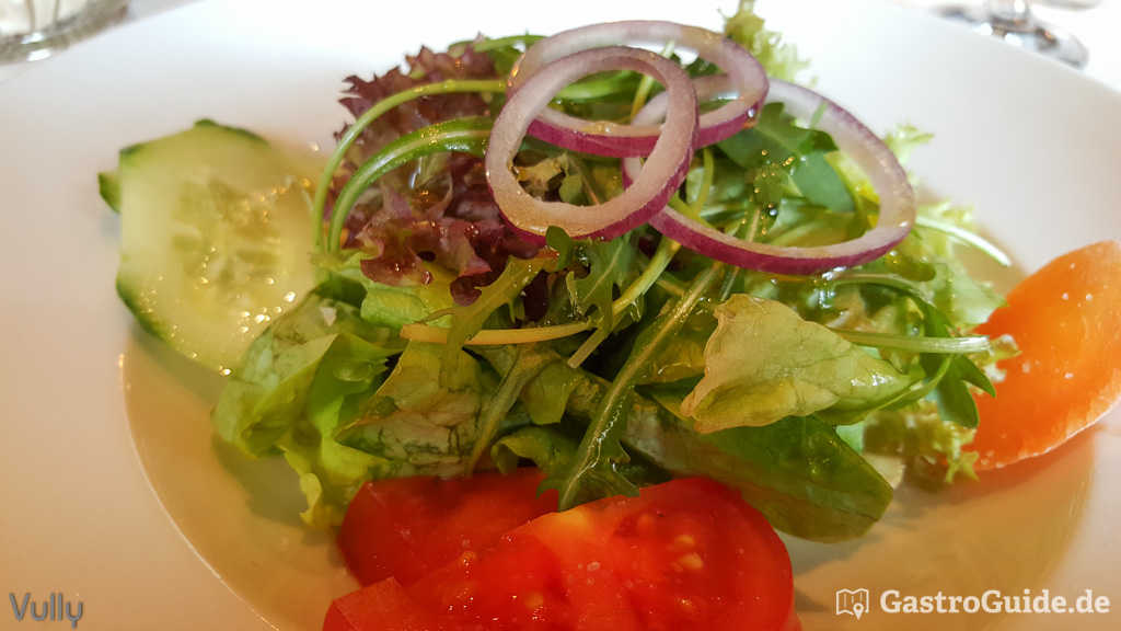 Salat zum Mittagstisch