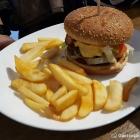Foto zu Hermanns Burger: Smoke BBQ Burger