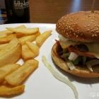 Foto zu Hermanns Burger: Cowboy Texas Burger