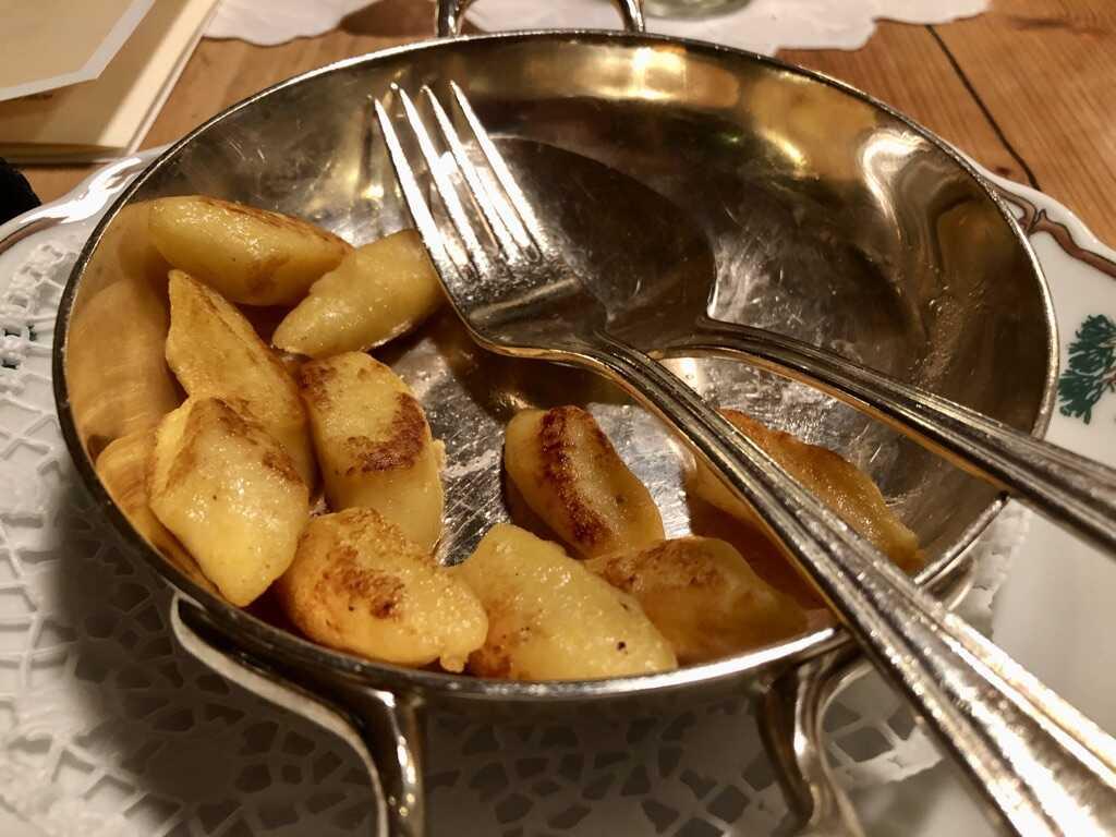 …Kartoffelnocken