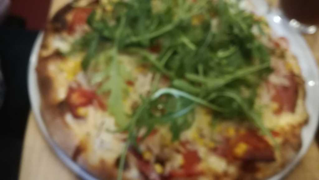 Pizza Ursi Spezial