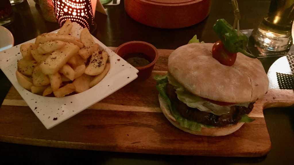 Hot & Sexy Burger