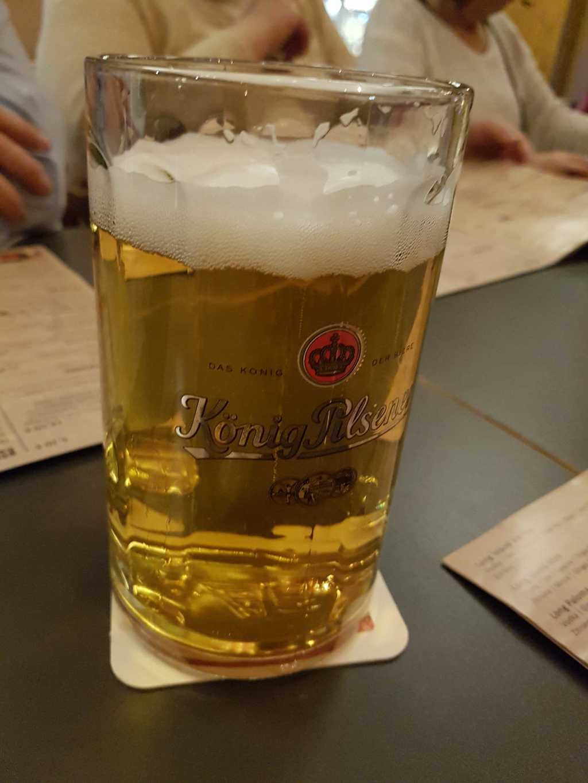 0,5ér König Pilsner für 4,10 €