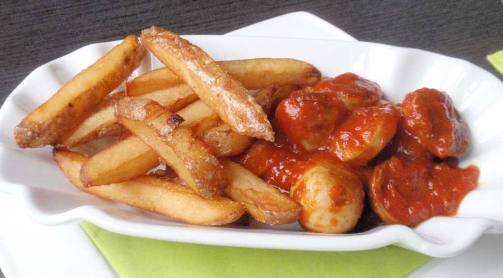 Curry-Wurst