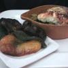 El Toro - Überbackener Schafskäse mit Grillgemüse