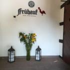 Foto zu Restaurant Frühauf - Auf'm Alten Rathaus: Eingang