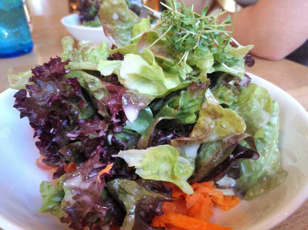 so geht frischer Beilagensalat!