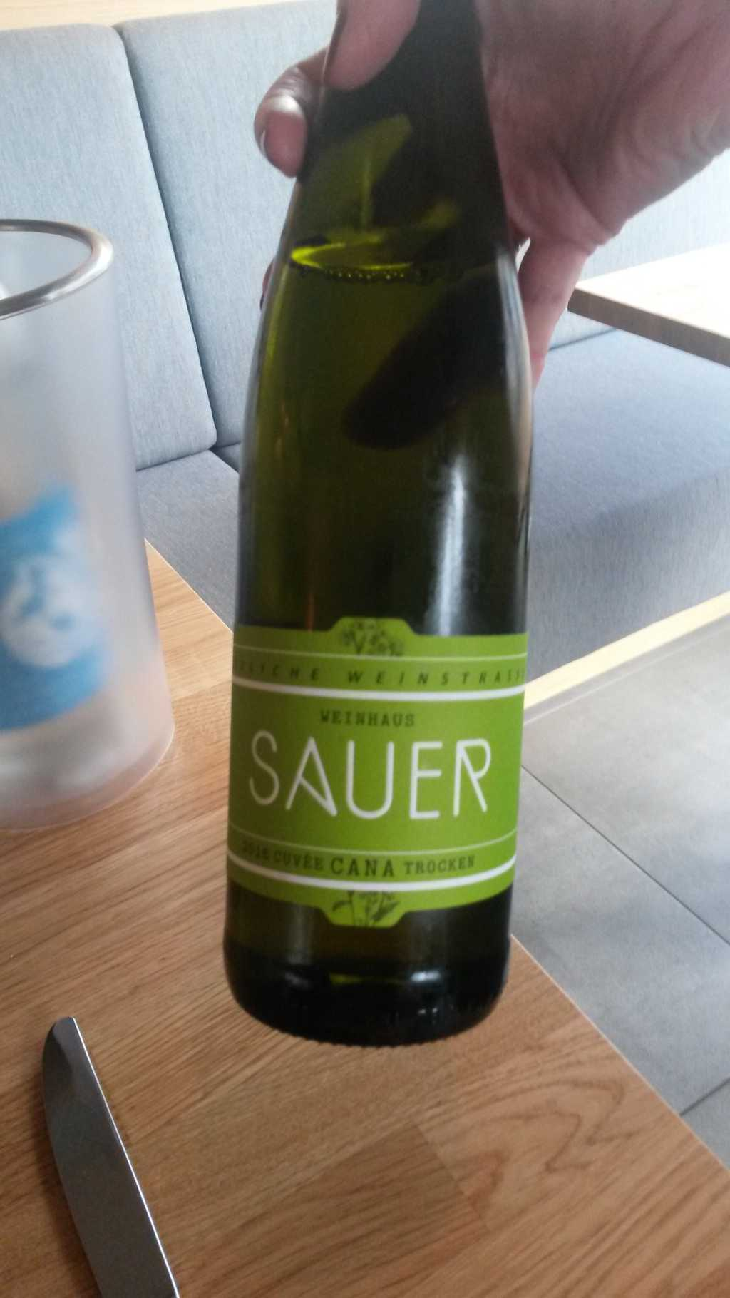 Cana - Weinhaus Sauer