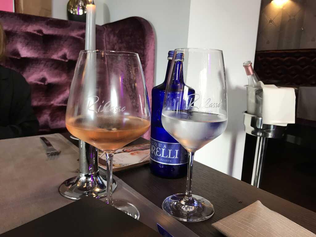 Rosa dei Frati, Mineralwasser von Morelli