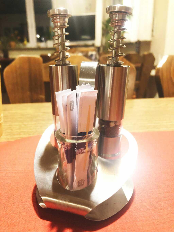 Salz-& Pfeffermühle