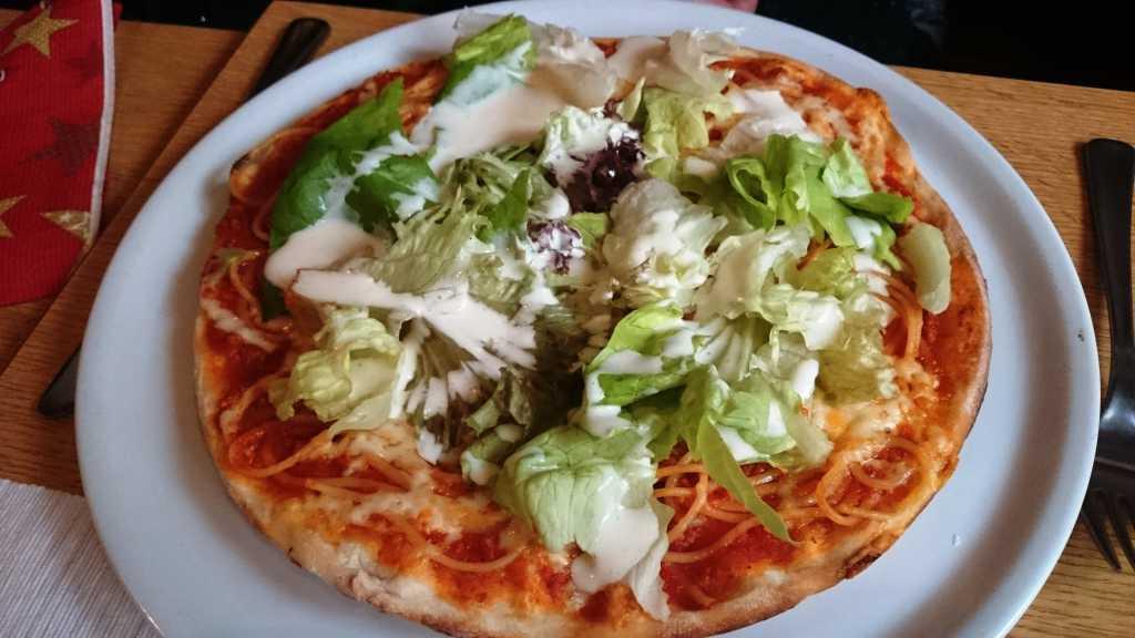 Pizza Perversa