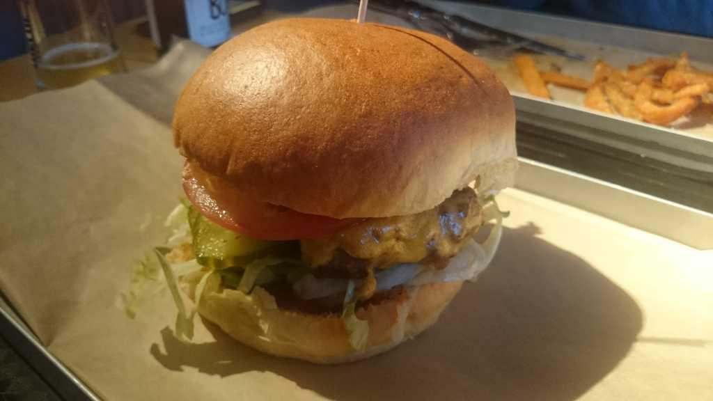 der finale Burger, den vergessen  wir ganz schnell ;-)