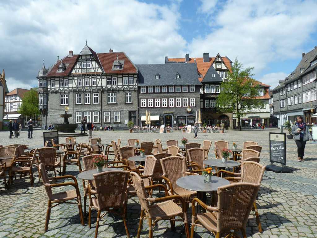 historisches caf am markt restaurant cafe in 38640 goslar altstadt. Black Bedroom Furniture Sets. Home Design Ideas