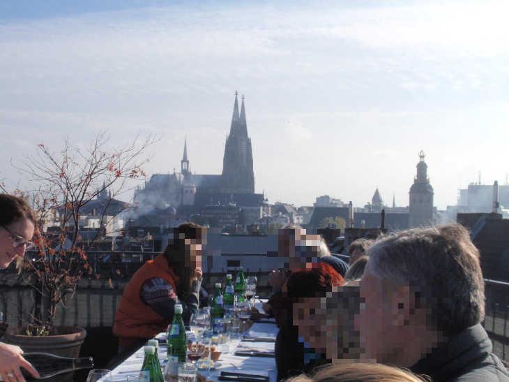 Dom-Blick und St. Ursula
