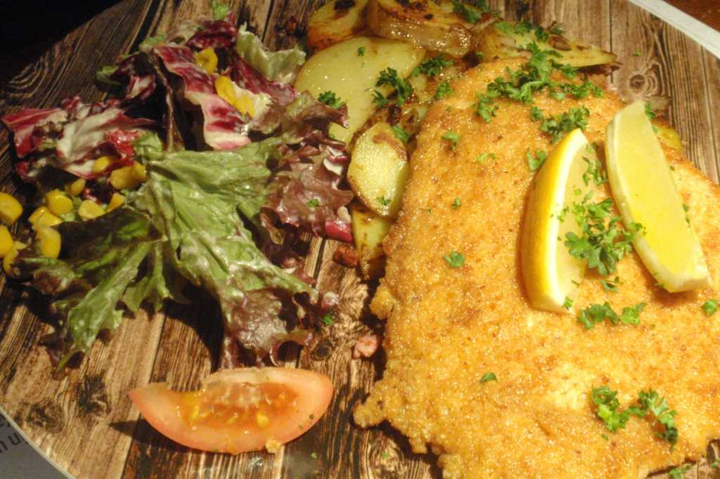 Schnitzel Wiener Art