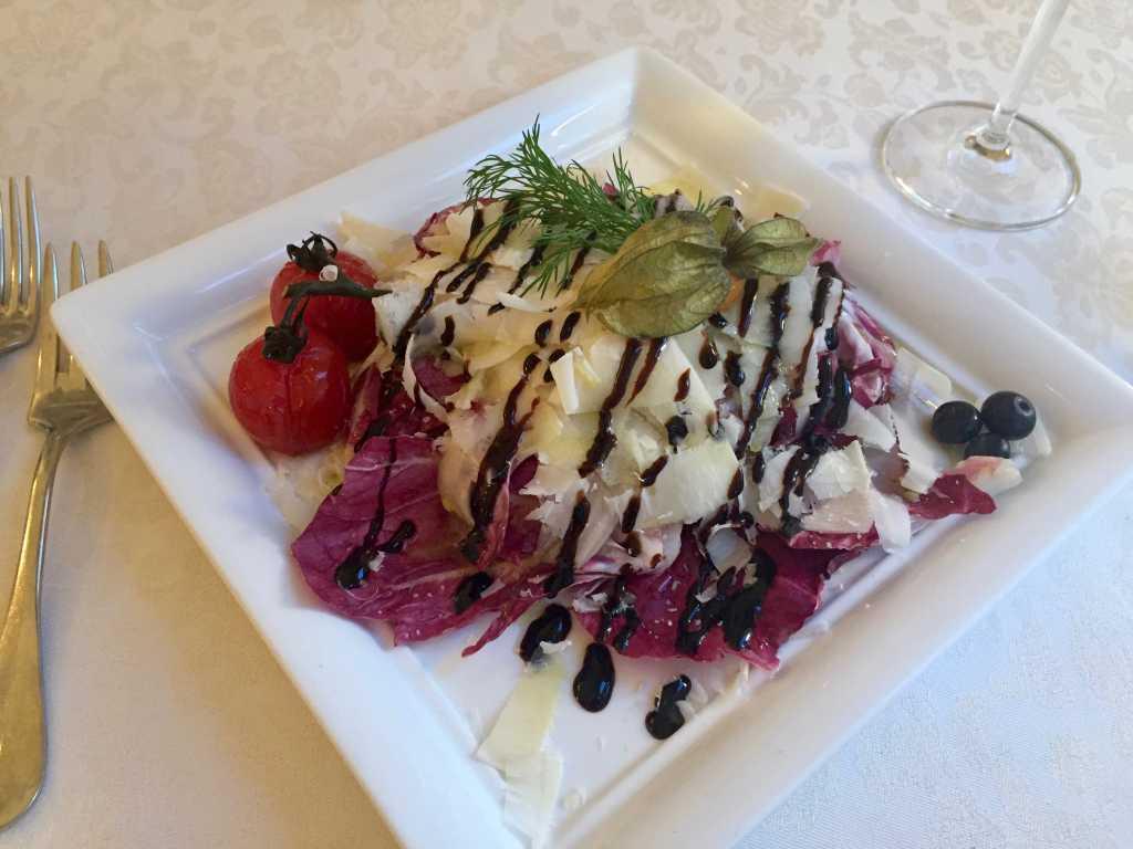 Salat nach Art des Hufschmieds