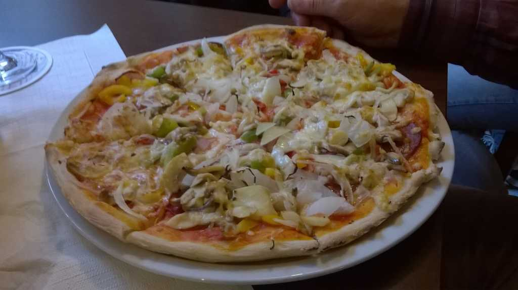 Pizza Supermix