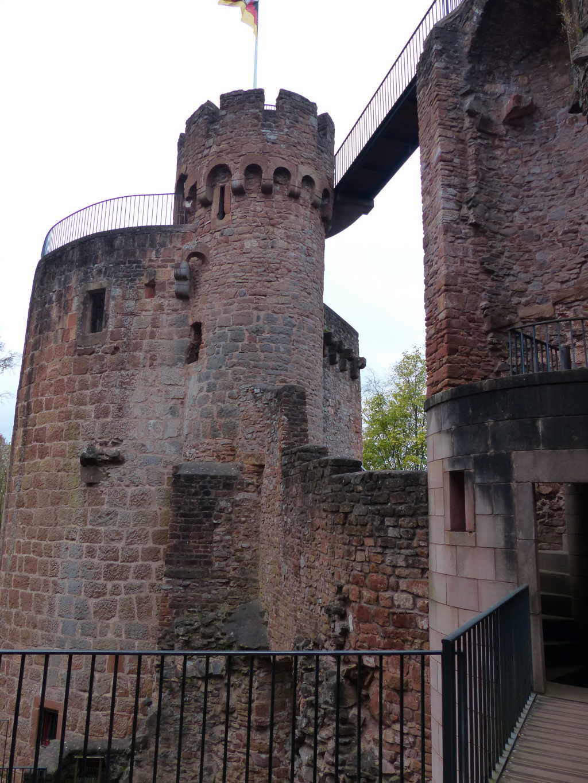 Burg Montclair