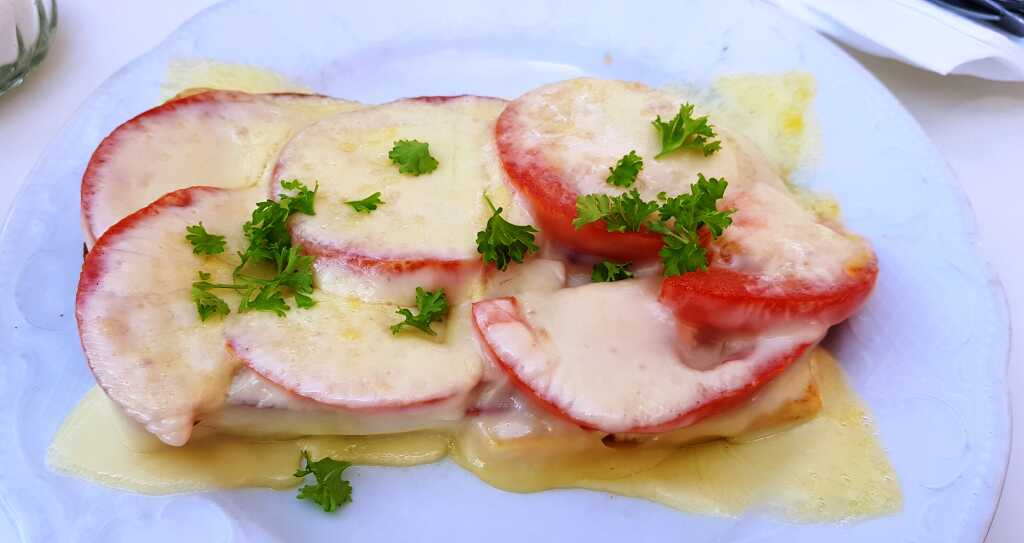 Italienischer Toast
