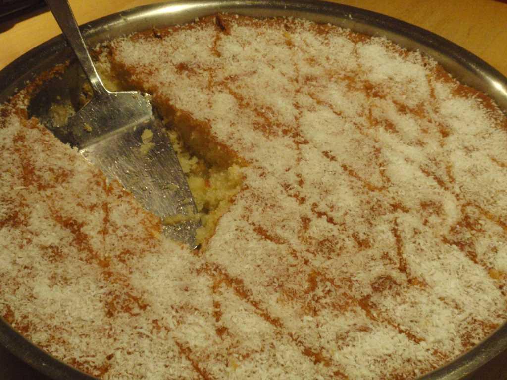 Süßer Blechkuchen
