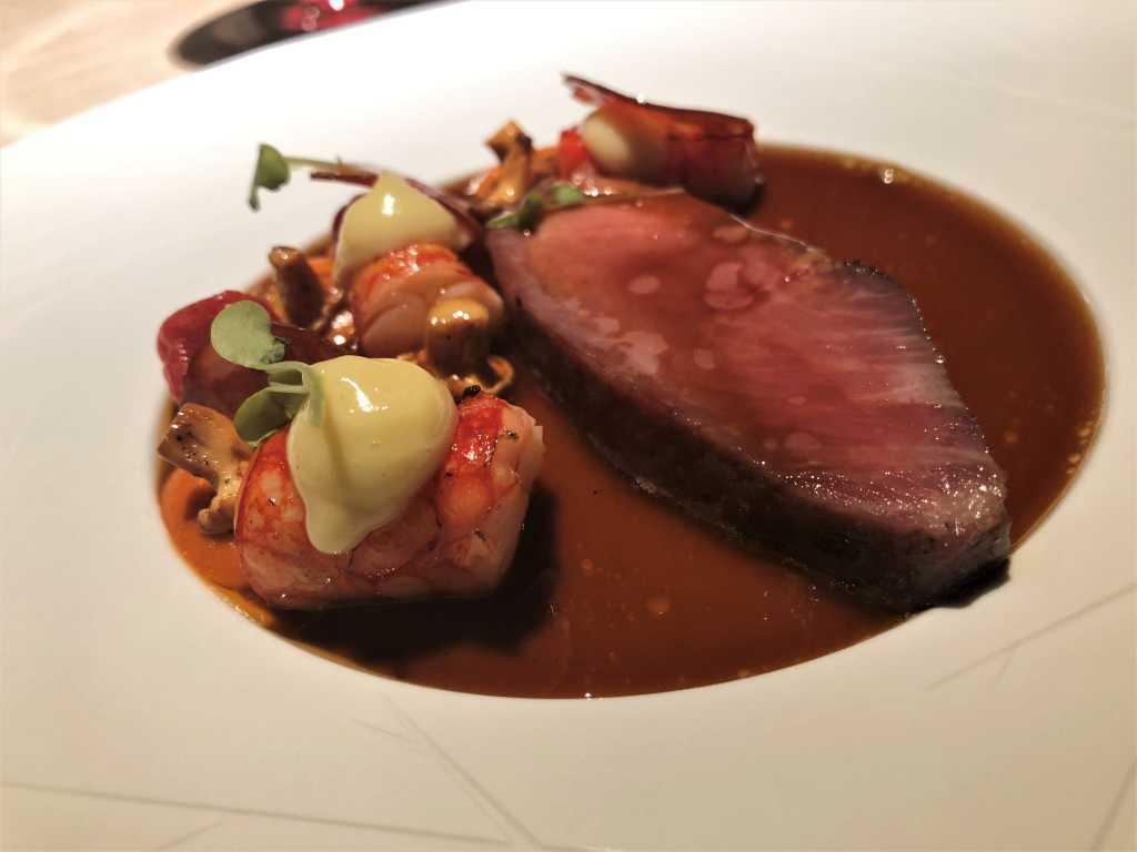 Ibérico Schwein | Carabiniero | Pfifferling | Tomate | Chorizo