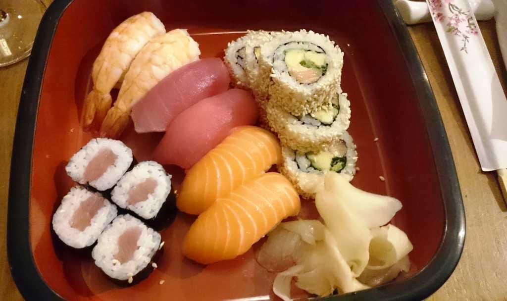 Sushi Business-Set