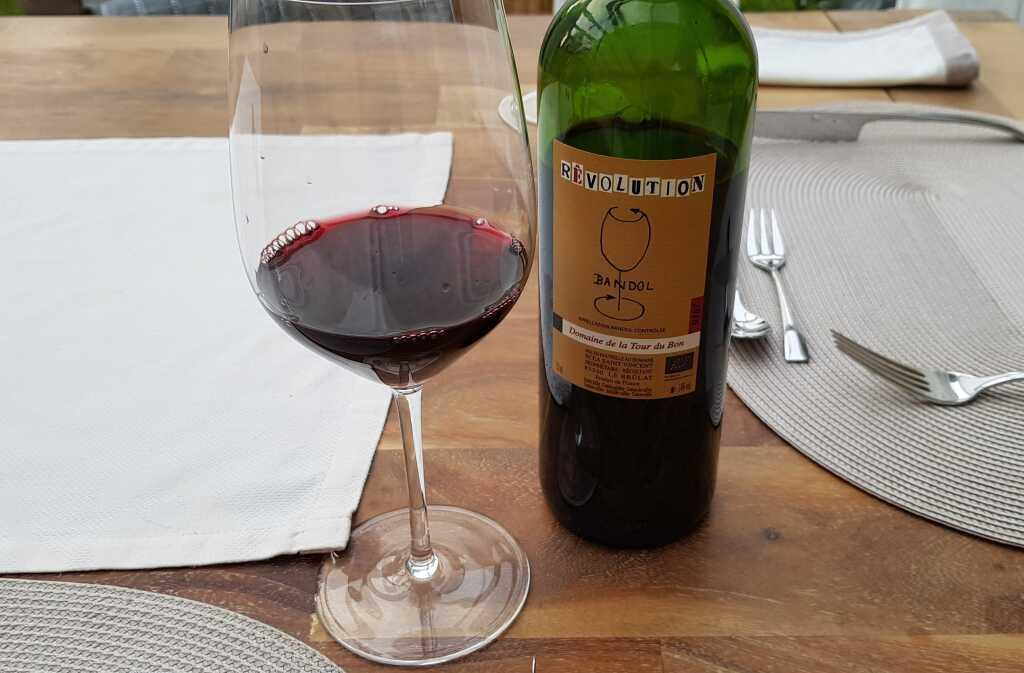 Rotwein zum Hauptgang