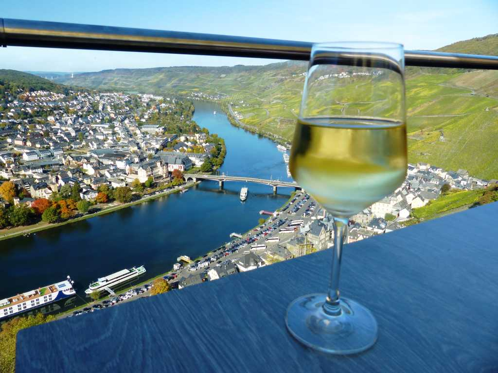 Mosel-Riesling-Blick
