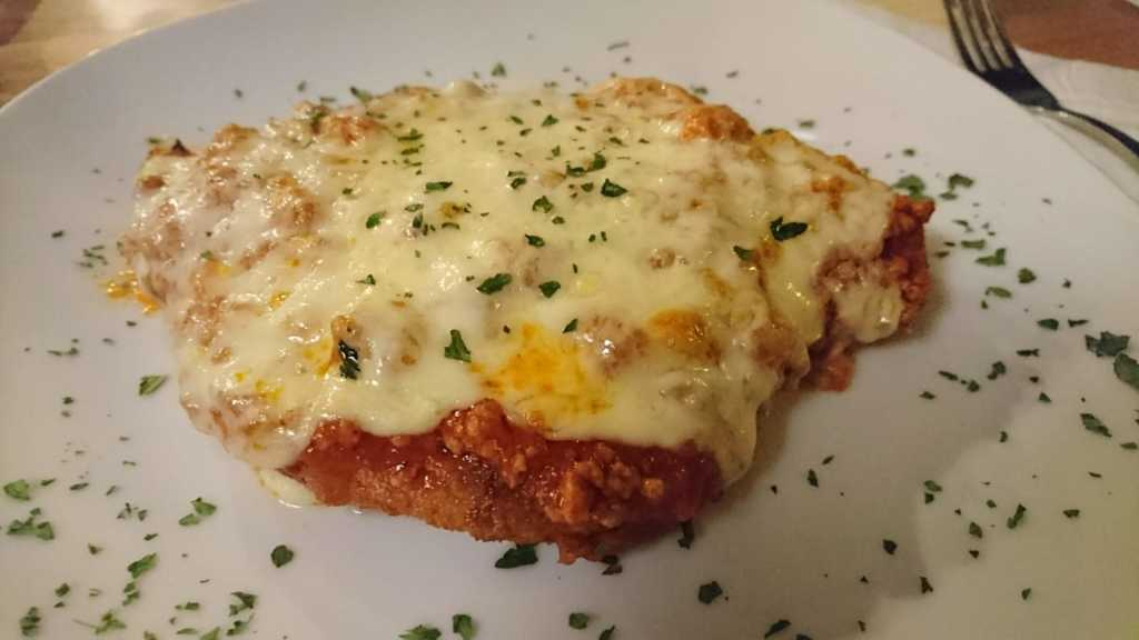 Bolognese-Schnitzel