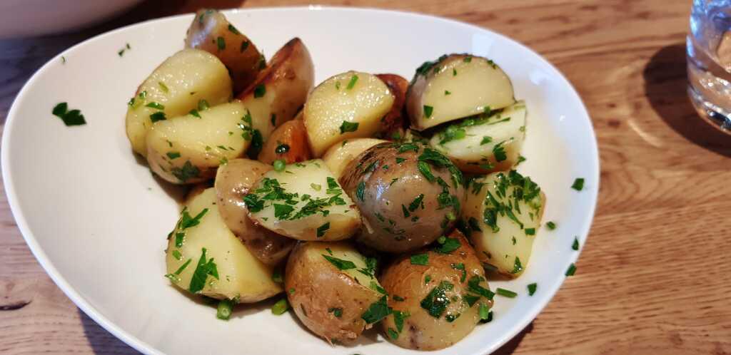 Beilagenkartoffeln