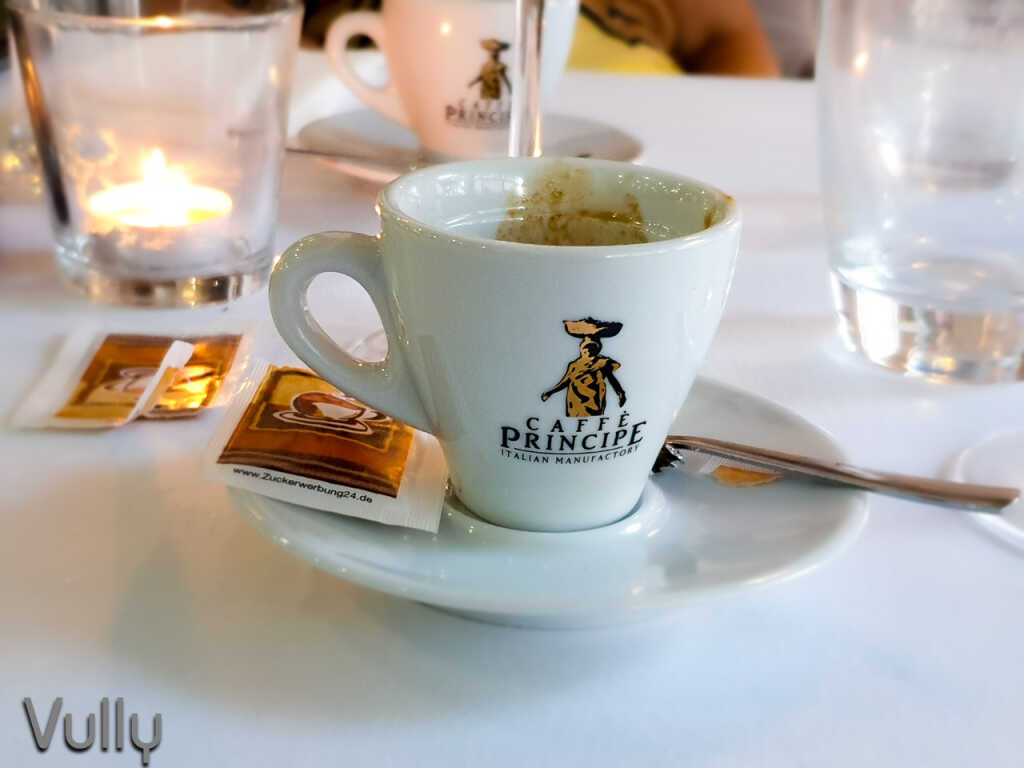 Espresso von Caffè Principe
