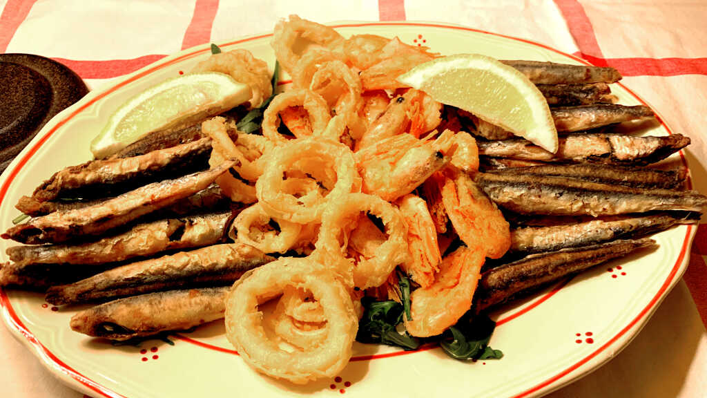 Fritto misto (di pesce)
