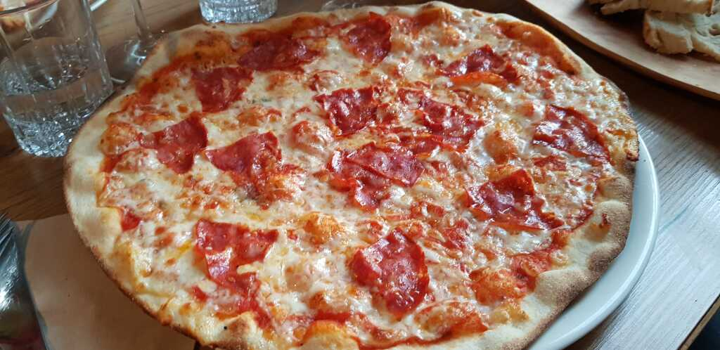 Pizza Vanni Speziale