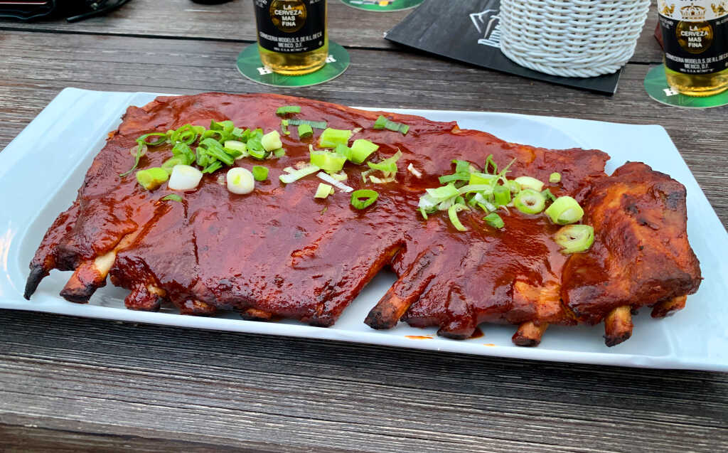 """Baby Back Ribs"" (Full Rack)"