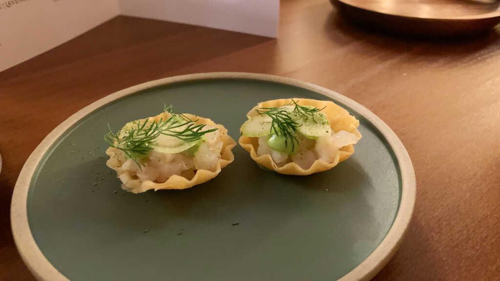 Zander-Tartelettes