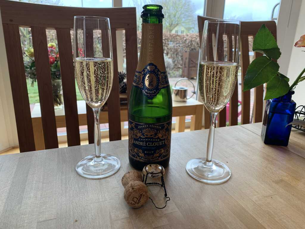 Der Champagner vom Coeur